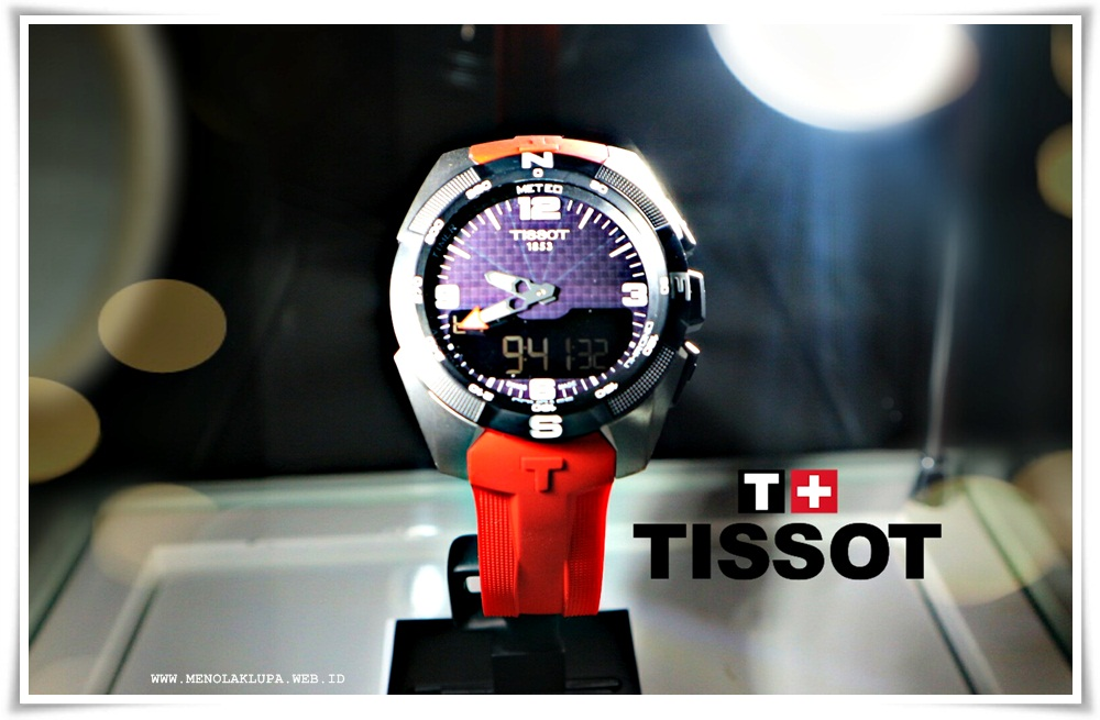 Tissot Hadirkan Jam Tangan Special Edition Asian Games 2018