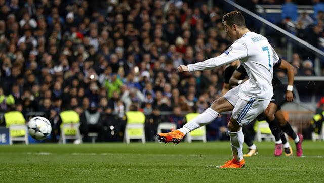 La technique mystérieuse de Cristiano Ronaldo sur le penalty face au PSG