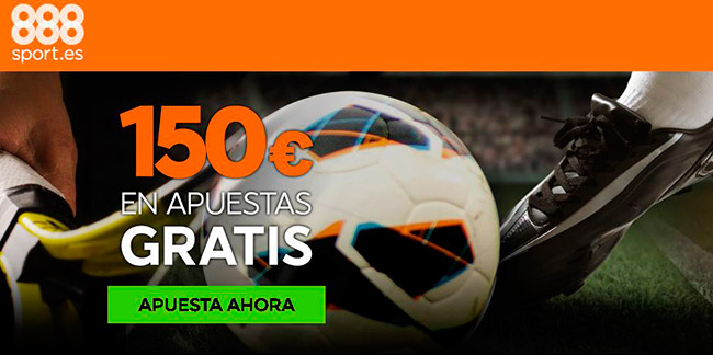 888 Sport. Bono de 150 Euros de bienvenida