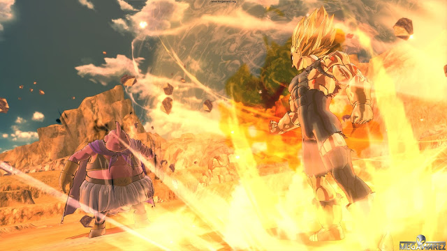 Dragon Ball Xenoverse 2 pc imagenes