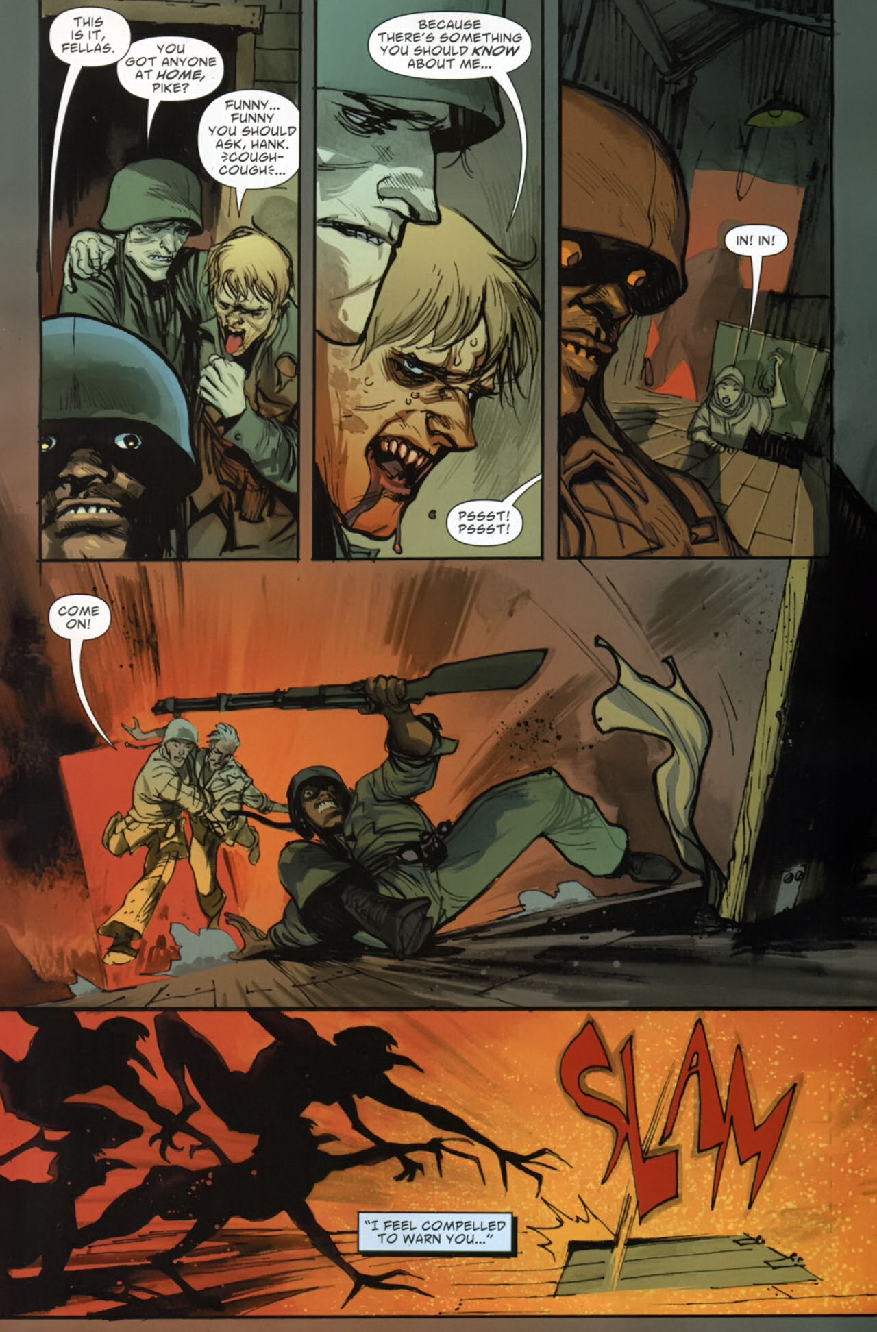 Read online American Vampire comic -  Issue #15 - 7