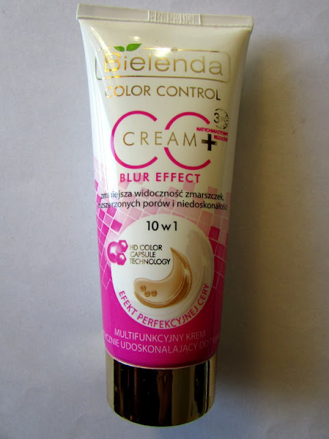 CC Cream Bielenda Blur Effect