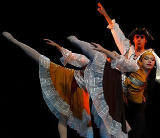 Festival de Dança de Santa Maria - Dança Folclórica