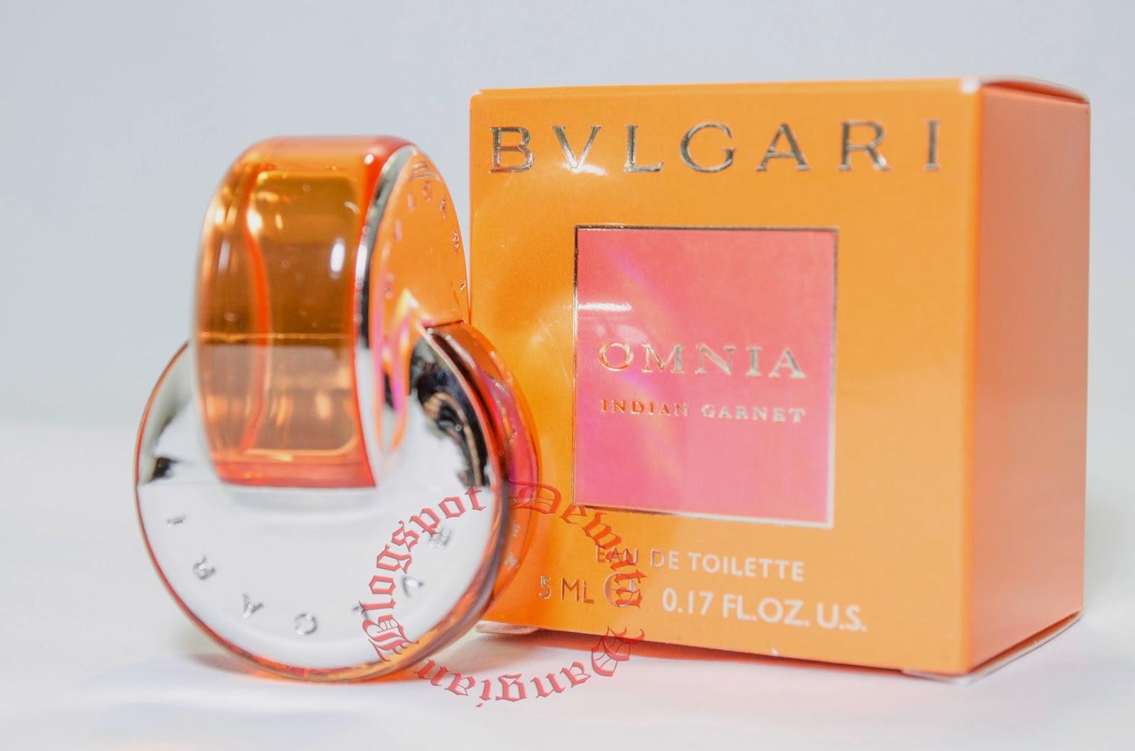 Wangianperfume Cosmetic Original Terbaik Bvlgari Omnia Indian
