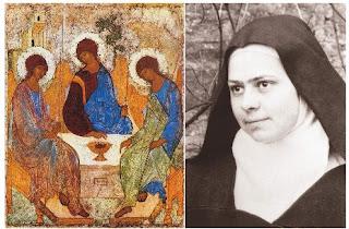 Canonisation de la bienheureuse Elisabeth de la Trinité