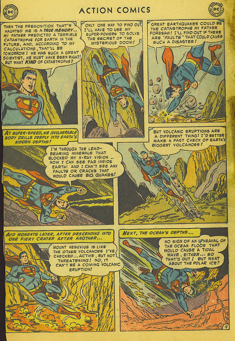 Read online Action Comics (1938) comic -  Issue #186 - 6