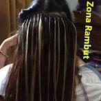 Cara Menyambung Rambut Dengan Benar