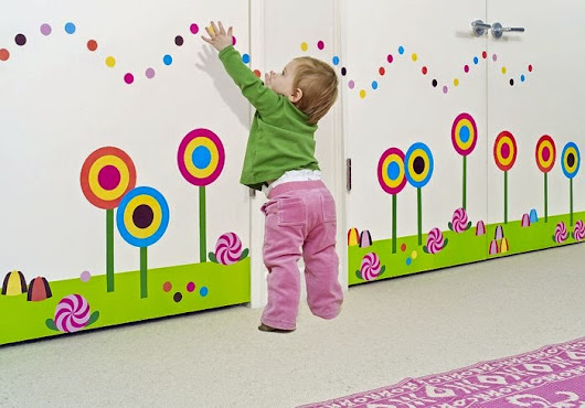 7 Smart Wall Decor Ideas for your Kid's Bedroom
