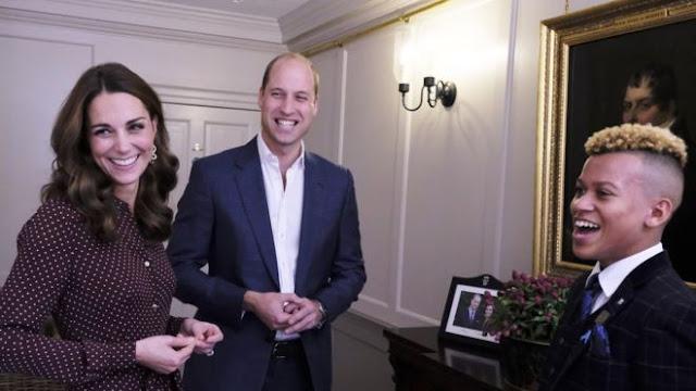 Niezapowiedziane wyjście Kate i Williama