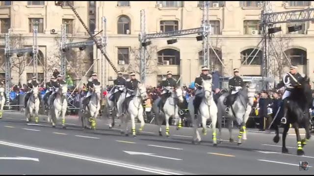 Gabriela Firea, Primarul General al capitalei a declarat că  1 DECEMBRIE 2016 va fi primul an în care Poliția Locală București nu va participa la defilarea organizată cu ocazia Zilei Naționale
