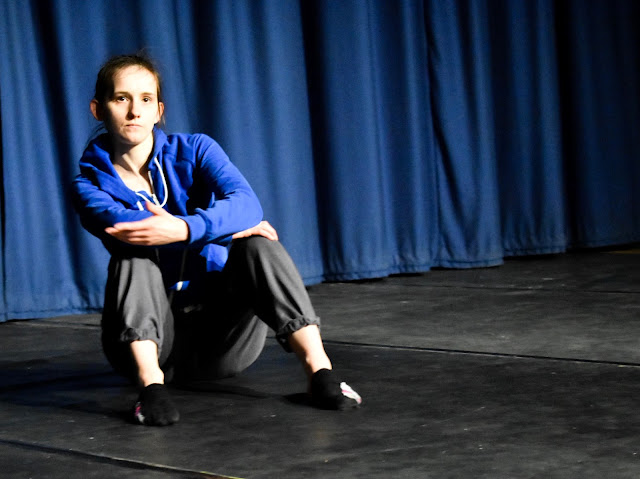 March Profile - THE DANCER Emily Brown