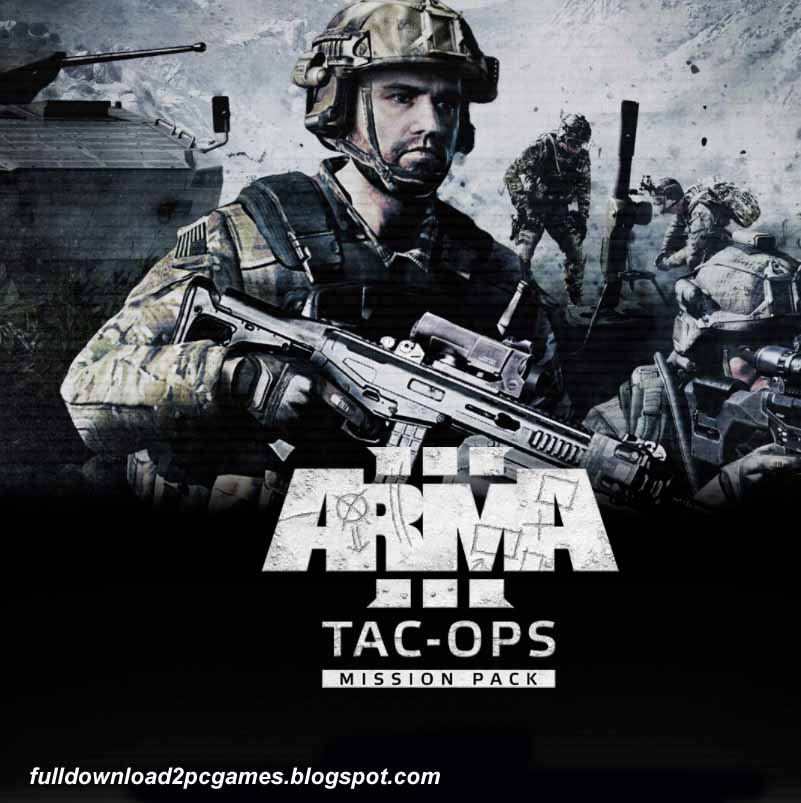 Arma 3 Tac Ops Mission Pack Free Download PC Game - Full