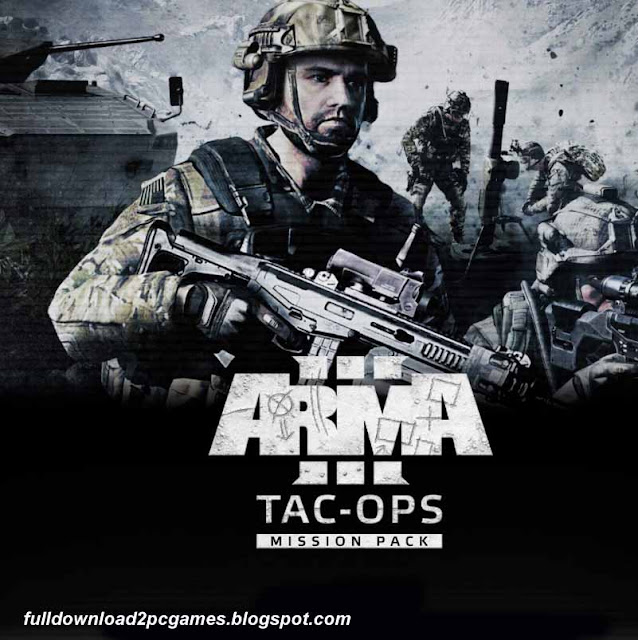 Arma 3 Tac Ops Mission Pack Free Download PC Game