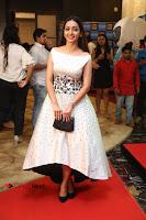 Actress Pooja Salvi Stills in White Dress at SIIMA Short Film Awards 2017 .COM 0100.JPG