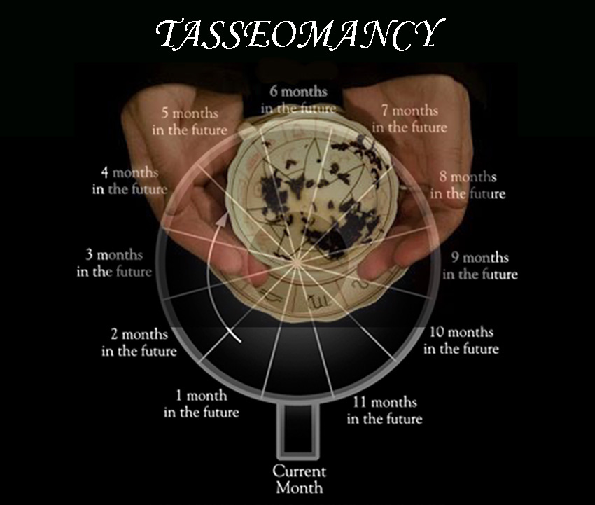 Magickally Made: Tasseomancy ~ The Art of Reading Tea Leaves