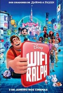 WiFi Ralph – Quebrando a Internet (2019) Dublado