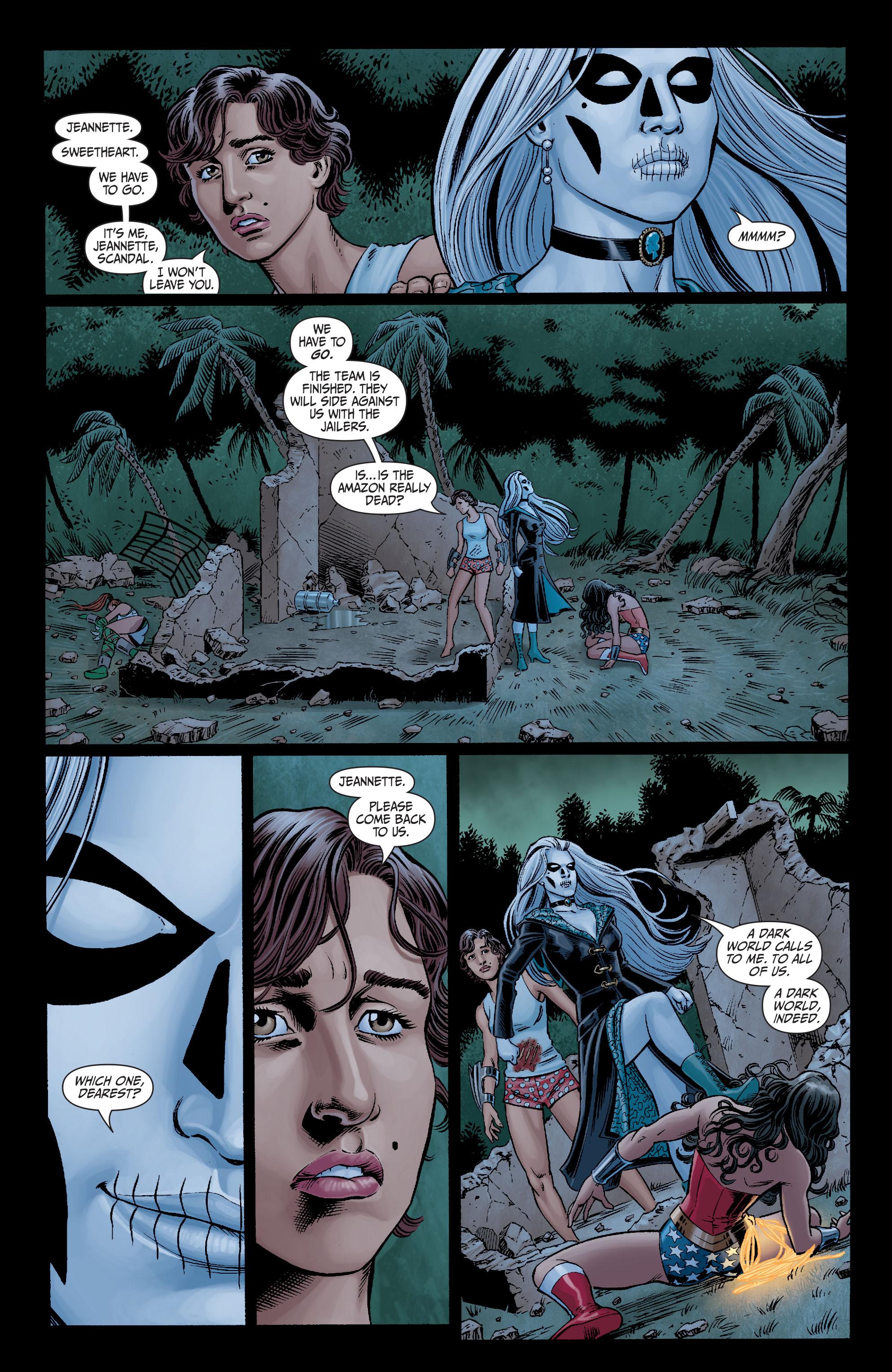 Read online Secret Six (2008) comic -  Issue #12 - 14