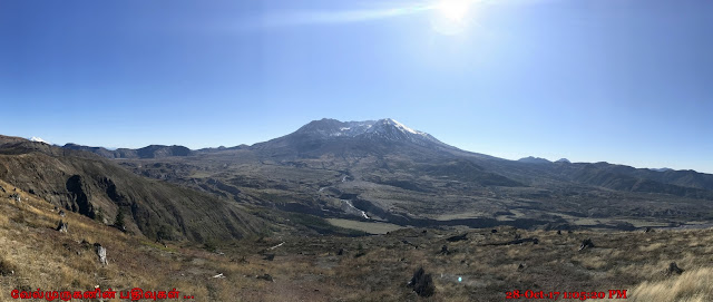 Mount St. Helens eruption Zone 1980
