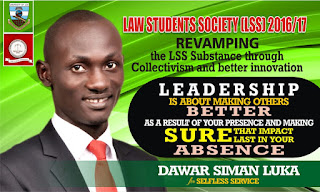 Siman Dawar for lss president
