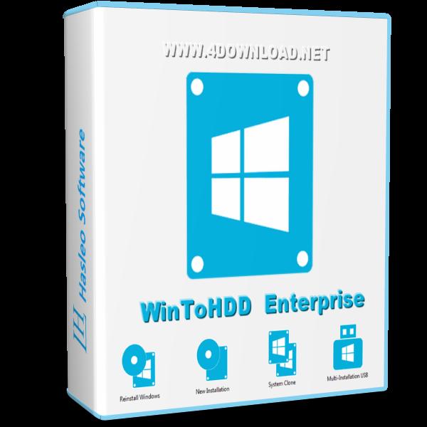 Download WinToHDD Enterprise v3.2 Full version
