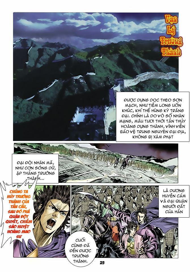 Đại Đường Uy Long chapter 63 trang 28