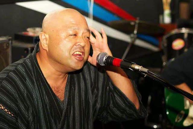 Okinawan singer