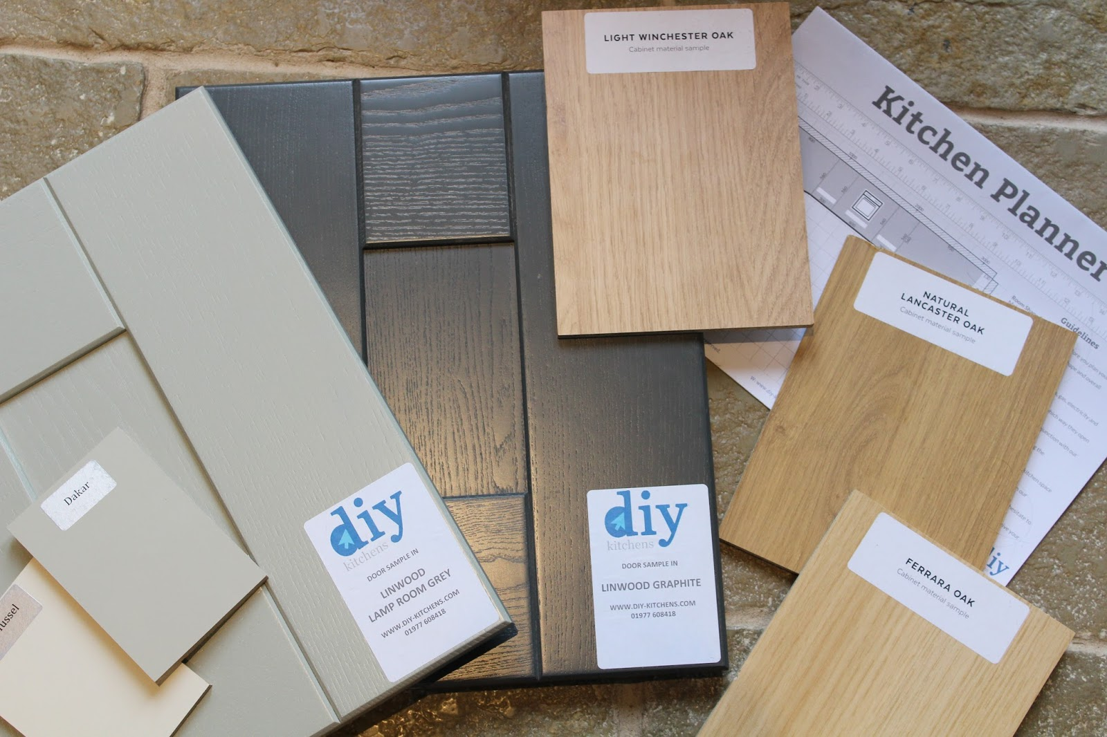 Planning a Galley Kitchen with DIY-Kitchens