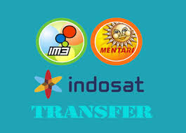 Ready Pulsa Transfer Indosat, Im3 dan Mentari