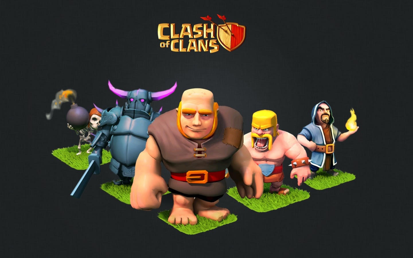 Free Download 40 Best Clash Of Clans Game Hd Wallpapers Free