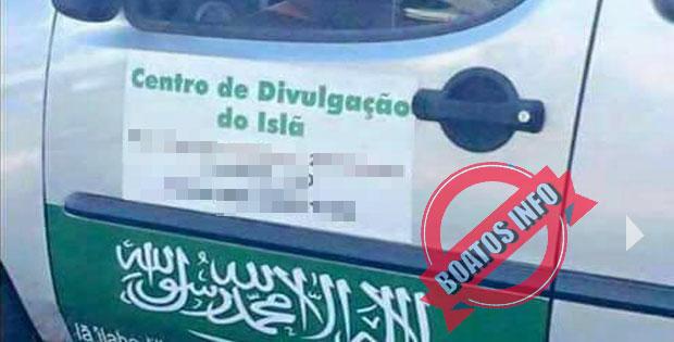 Boato: Muçulmanos chegam com força total em Trindade-GO