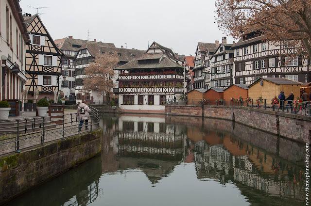 Estrasburgo La Petite France