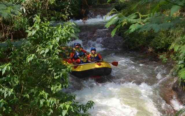HARGA RAFTING GRAVITY ADVENTURE MURAH