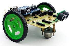 Obstacle Avoider Robotic Vehicle