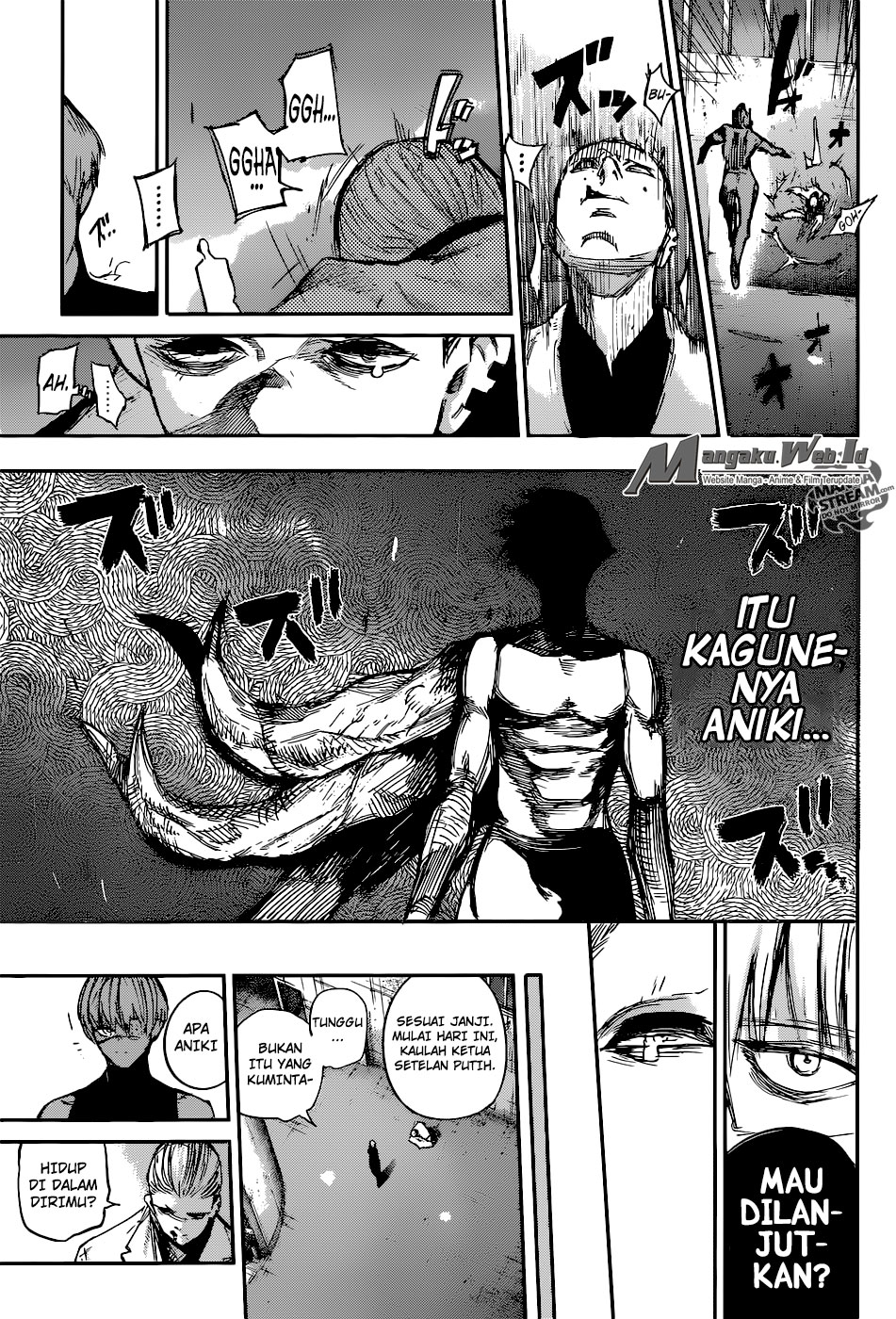 Tokyo Ghoul: Re Chapter 102-16