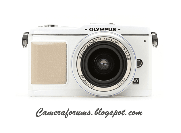 Olympus PEN E-P1 Software and Firmware Download