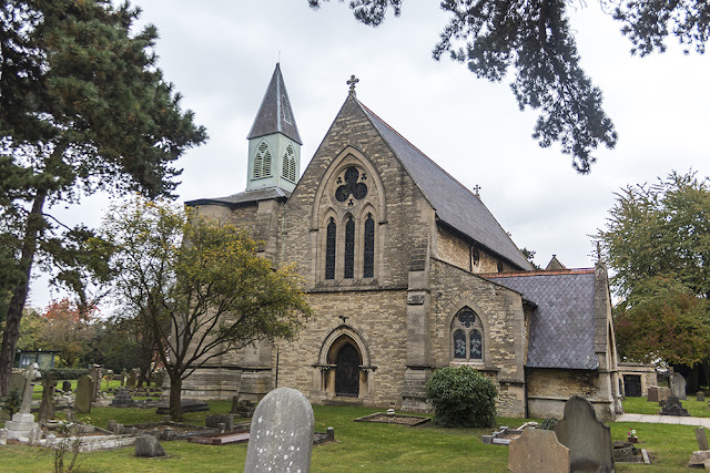 St James Church, New Bradwell