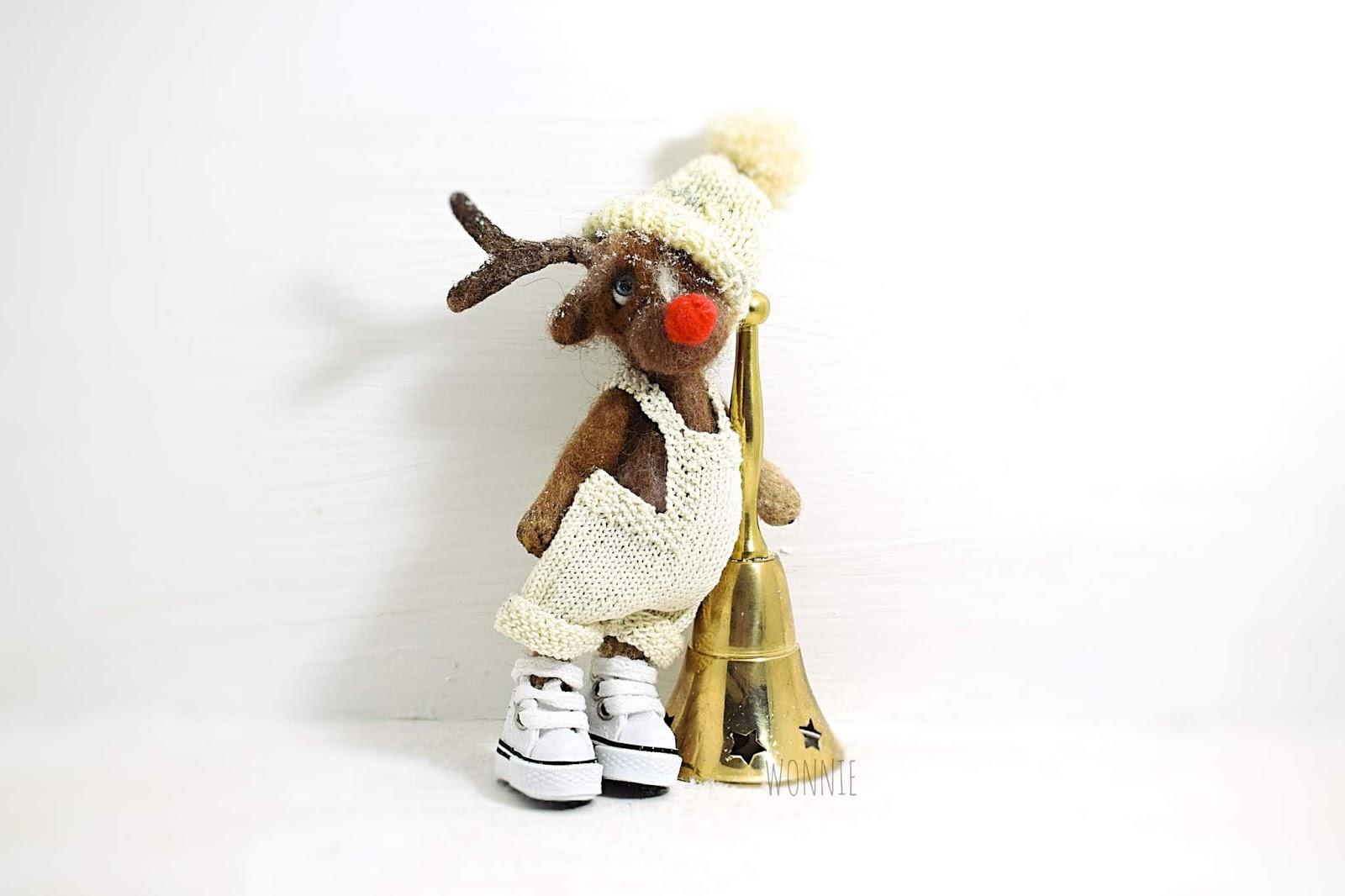 Weihnachtsbilder Elch.Wonnie Weihnachten Quasi Rückwirkend