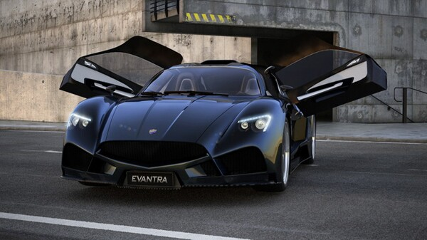 Evantra by Faralli and Mazzanti