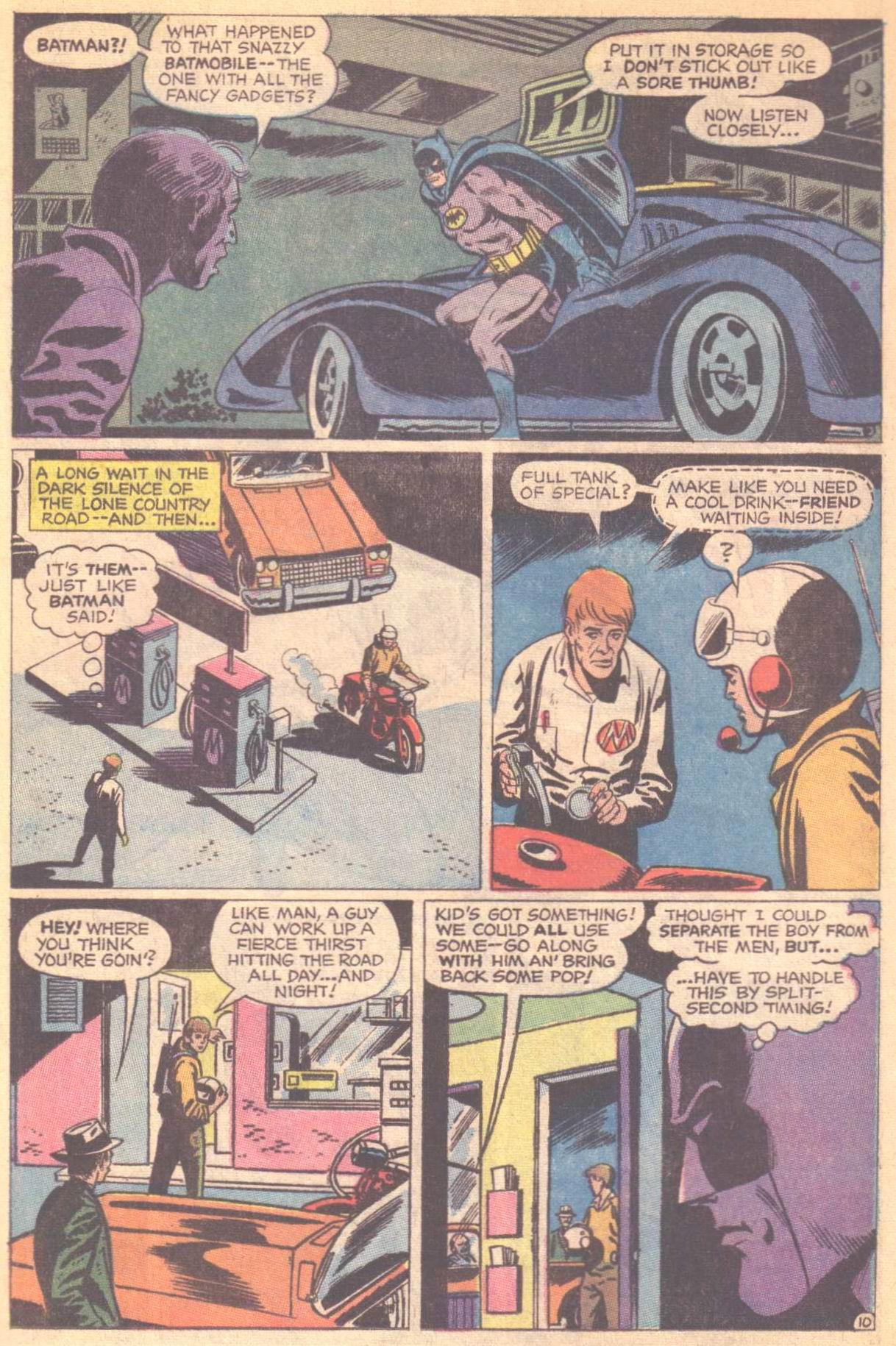 Detective Comics (1937) 396 Page 12