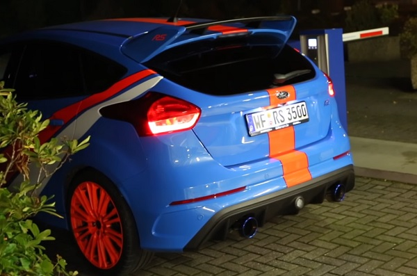 Ford Focus RS HG Motorsport