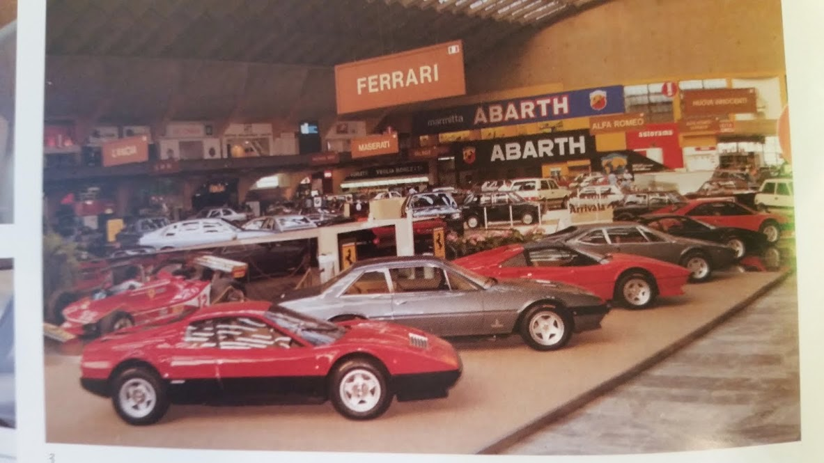 Ferrari 400 November 2014 1980 Gtb Engine Diagram The Picture Is Published In Book 1947 1997