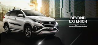 tersebar diberbagai kawasan yang ada di Indonesia Tipe dan Harga Toyota Rush Terbaru 2019 – Medan
