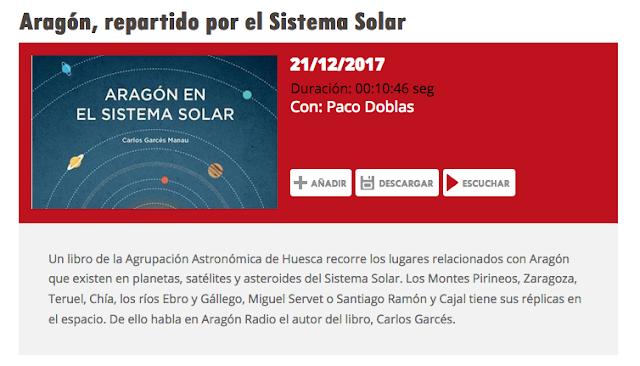 http://www.aragonradio.es/podcast/emision/aragon-repartido-por-el-sistema-solar