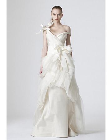 190869a31ef Должно ли сегодня свадебное платье быть исключительно белого цвета  Нет