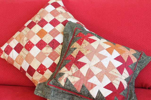 Mi hogar de patchwork cojines para el sofa - Cojines para el sofa ...