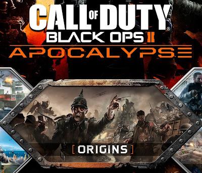 "Call of Duty: Black Ops II - DLC ""Apocalypse"" - Zombie mode ""Origins"""