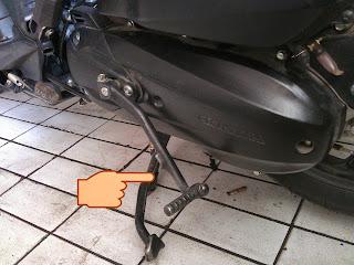 Hasil gambar untuk kick starter motor