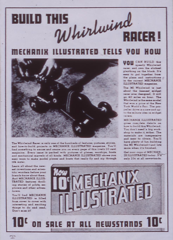 Read online WHIZ Comics comic -  Issue #3 - 67