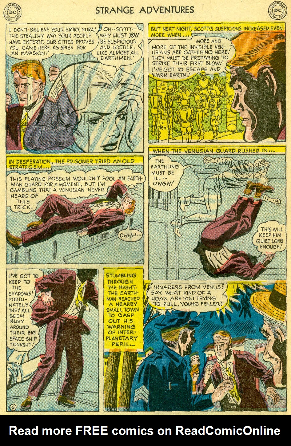 Strange Adventures (1950) issue 13 - Page 38