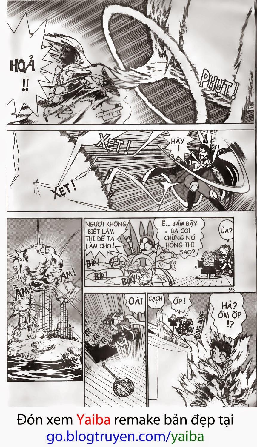 Yaiba chap 138 trang 10